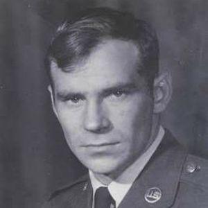 TSgt. Bobby Lee Whitaker, USAF Ret.