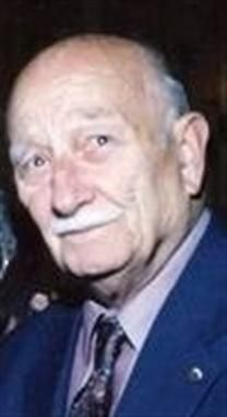 Frank Mosefski obituary photo