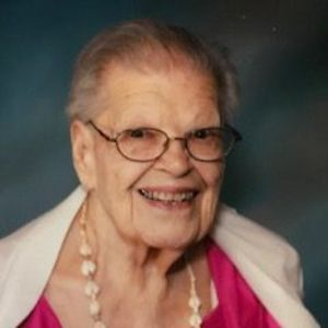 Mrs. Twilla June (Woods) Lehn Obituary Photo