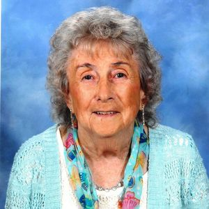 Mrs. Mary Tripp Robinson