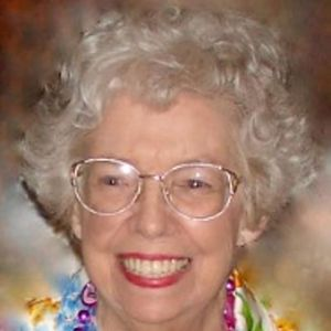 Jeanne R. Miller Obituary Photo