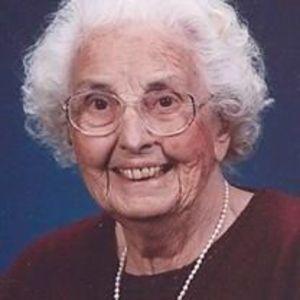 Bertha Mary Mcgowan