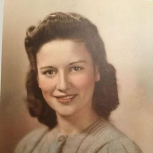 Marjorie M. (Jefferson) White Obituary Photo