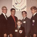 1966 Barber Shop International