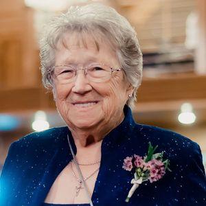 Mary M Goff