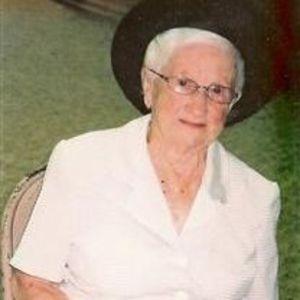 Nellie Frances Foltz