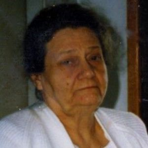 Ina Asher Obituary Photo