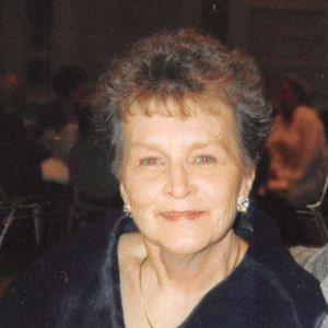 "Elizabeth  A. ""Betty"" Tura Obituary Photo"