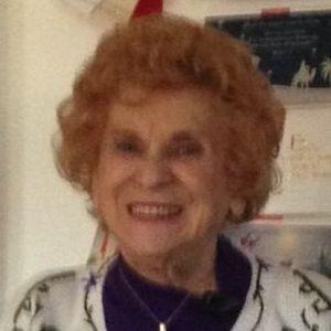 Helen Marie Hudgens Obituary Photo