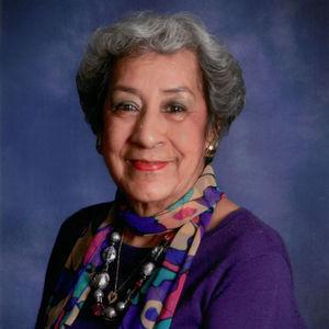 Mrs. Mary Rubio Gutierrez