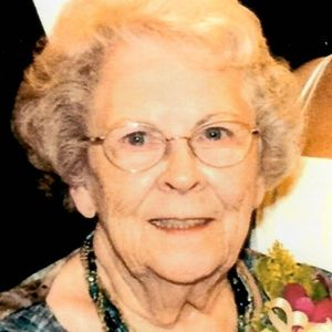 Mrs. Vera Tweed McCulloch Obituary Photo