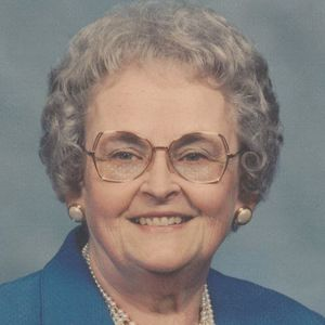 Sylva H. Kehl Obituary Photo