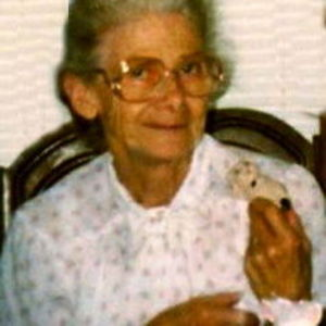 Levenia Hindman Crigger