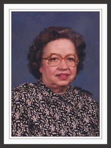 Dorothy Mae Hubbell Thurman