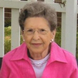 Madeline Hampton Trogdon Obituary Photo