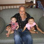 Papa & the twins