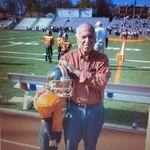 Papa & Jake at football