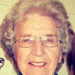 Lois Mae Oberg Obituary Photo