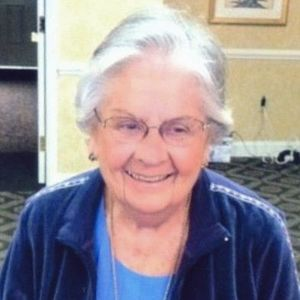 Marguerite T. Mercer Obituary Photo