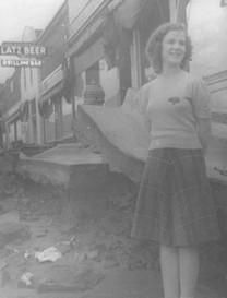 Inez N. Rehnstrand obituary photo