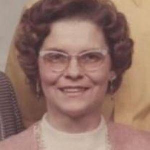 Gertrude Lucille Freer