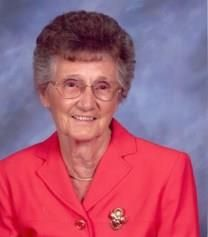 Hazel Irene Stanfield obituary photo