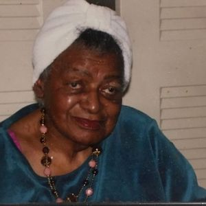 Geraldine Hart Barksdale Obituary Photo