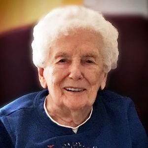 Helen Bury Obituary Photo