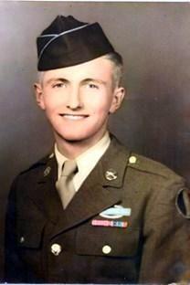 Roy Herbert Snapp obituary photo