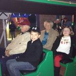 James Island Cty Park Christmas Lights/Train Ride