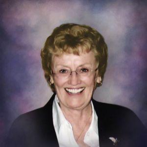 Mary Jane Meikle Obituary Photo