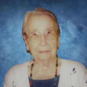 Irene Gibson Harmon Obituary Photo