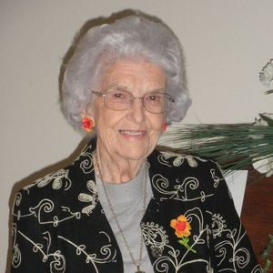 Mrs. Iris Jameson Abercrombie Obituary Photo