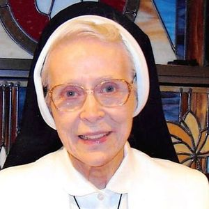 Sr. Liliosa Shea, CSC (Sr. Mary Liliosa) Obituary Photo
