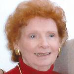 Portrait of Mary F. Hurwitz (nee Roy)