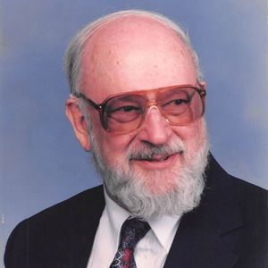 Dr.  Morton H. Smith Obituary Photo