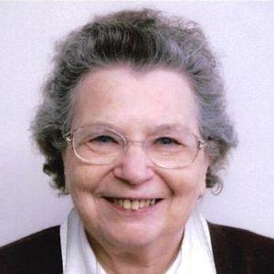 Sister Jeanne Fortin  (Sr. Marie Alfred)