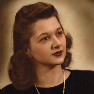 "Ms. Elizabeth "" Betty"" A. Hensley"