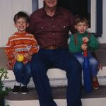 Gene the Grandfather (Thomas & Philip) - May 1994