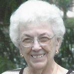 Portrait of Agnes M. (nee Koenig) Grow