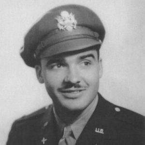 Major Harvey Cox