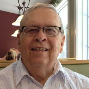Roger M. Bergeron Obituary Photo
