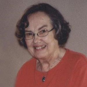 "Valeria H. ""Val"" Luetmer Obituary Photo"
