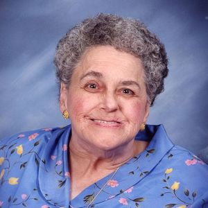 Mary Francis Bingham Obituary Photo