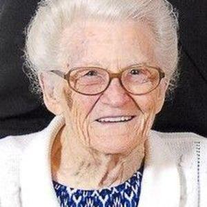 Betty Maxine Talbot