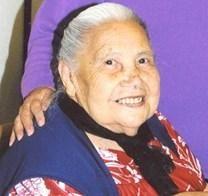Maria Luisa Arriaga obituary photo
