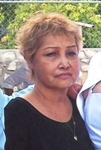 Francisca Araiza obituary photo