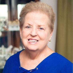 """Margaret Clare """"Peggy"""" Patton Briegel"""