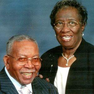Bishop Lewis & Mother Sarah Hilton, Sr.