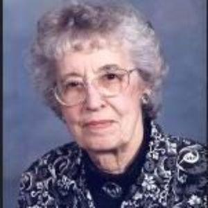 Doris Annette Cline Ward Obituary Photo